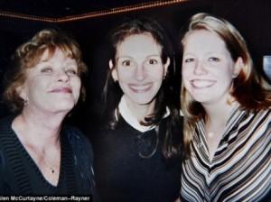 Джулия Робертс не пришла на панихиду по погибшей сестре