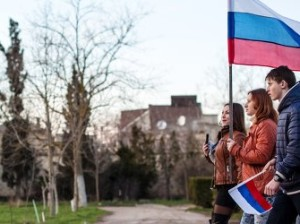 Парламент Крыма принял решение о вхождении автономии в состав России