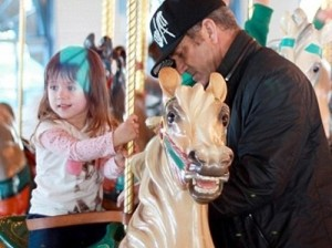 Знаменитый актер Мел Гибсон решил бороться за русскую дочь