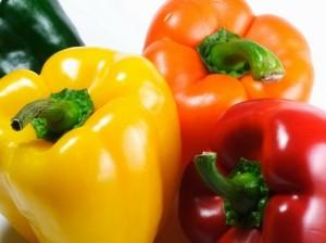 Овощные коктейли меняют цвет эмали