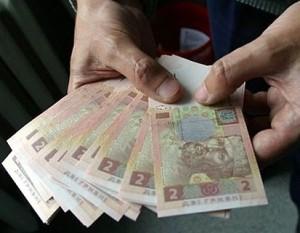 Среднестатистический украинец зарабатывает $8 в день