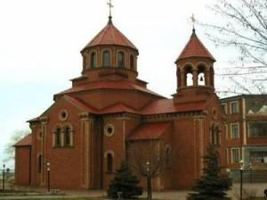 Армянская церковь в Одессе