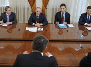 Путин пообещал Shell