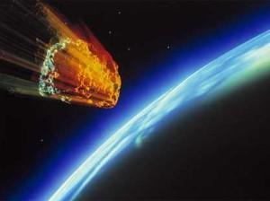 население Земли от астериоидов спасает слепая удача