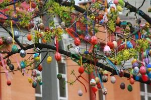 Киевские студенты установили рекорд по количеству расписанных яиц