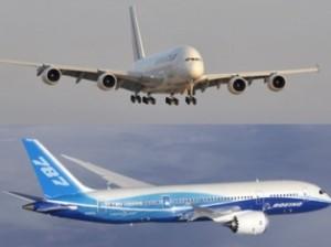 Airbus и Boeing