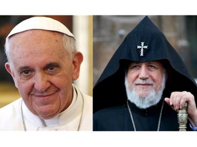 Папа Римский и Католикос всех армян