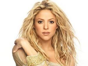 Шакира представила горячий клип Dare