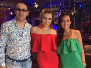 Жена Гарика Мартиросяна отметила день рождения с Алсу
