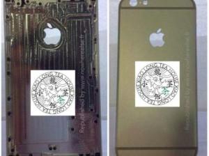 Задняя панель Apple iPhone 6