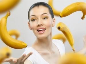 Маска из бананов для морщин