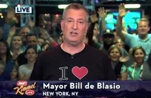 Мэр Нью-Йорка