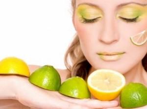 Лимоновые маски