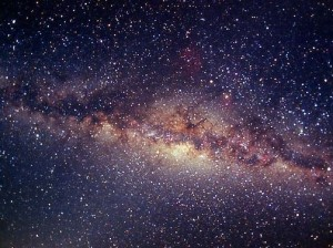 Ученые уточнили вес Млечного пути