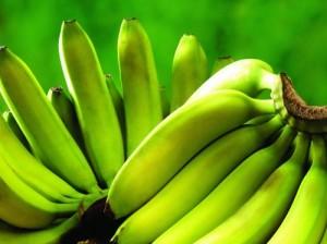 Зеленые бананы нужны для хорошей фигуры