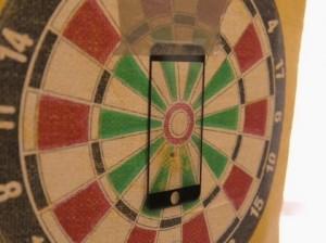 Сапфировое стекло iPhone 6 расстреляли из лука
