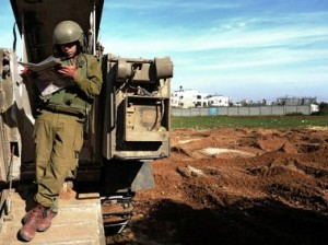 Север Израиля вновь обстрелян из Ливана