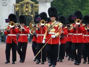 Гвардия Елизаветы II сыграла саундтрек из сериала «Игра престолов»