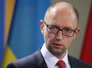 Депутаты не отправили Яценюка в отставку