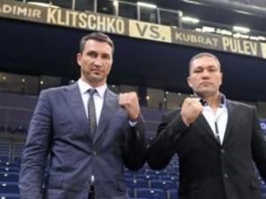 Кличко и Пулев