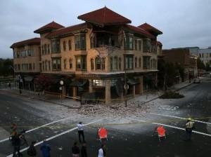 Более 80 человек пострадали в результате землетрясения в Калифорнии