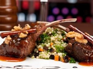 как ресторанное меню вынуждает есть вредную пищу