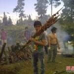 Как готовят шашлык в Китае