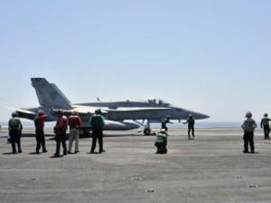 ВВС США нанесли превентивный удар по боевикам на севере Ирака