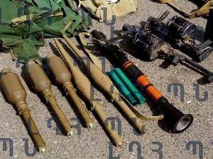 Армия Крабаха пресекла очередную попытку диверсии: семь диверсантов убиты