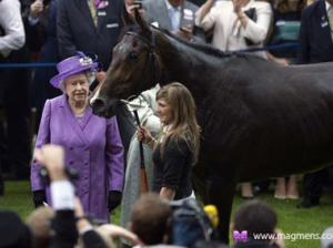 Лошадь королевы