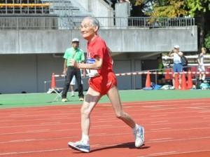 103-летний японец бросил вызов Усэйну Болту