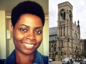 В Чикаго женщина погибла при падении каменной гаргульи с церкви