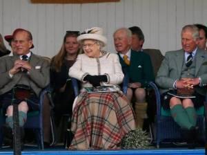 Елизавета II высказалась по поводу шотландского референдума