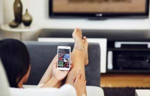 Использование смартфона перед телевизором вызывает усыхание мозга