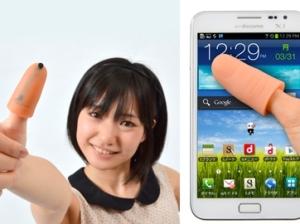 Thanko создал удлинитель пальца для iPhone 6 Plus
