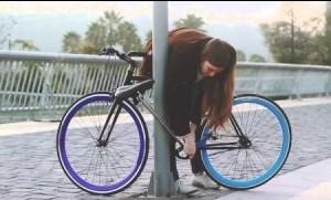 Студенты из Чили придумали противоугонный велосипед