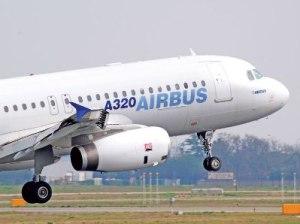 Китай закупит сразу 70 самолетов Airbus A320 на $6,6 млрд