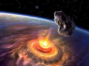 458 миллионов лет назад Земля получила двойной удар астероидов