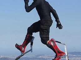 Бионические ботинки