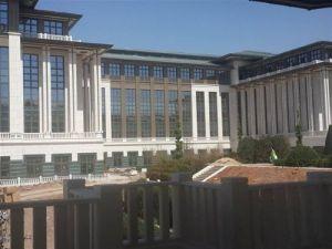 В Анкаре возведен тысячекомнатный дворец президента Эрдогана
