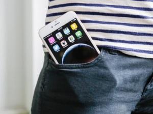 джинсы под айфон