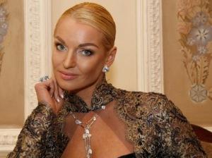 Анастасия Волочкова «напугала» своим пением