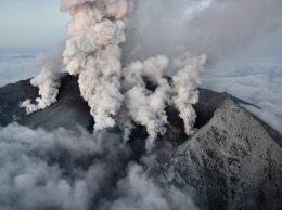 извержение вулкана может полностью уничтожить Японию