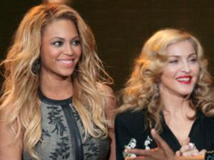 Бейонсе и Мадонна