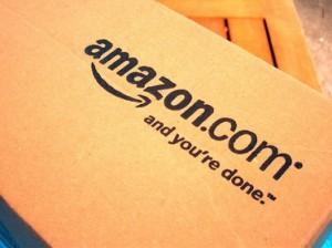 Amazon тестирует такси для доставки посылок