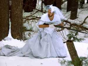 101 способ использования свадебного платья экс-жены
