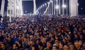 Будапешт митинг