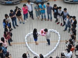 китаец сделал предложение из 99 iphone 6