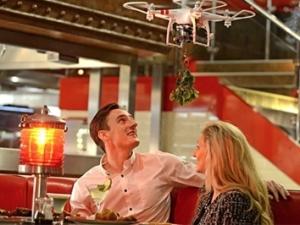 Британский ресторан будет поощрять поцелуи среди посетителей