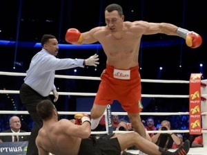 Кличко нокаутировал Пулева